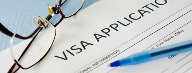 Visa Application to buy property in the USA